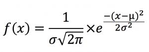 formule normale